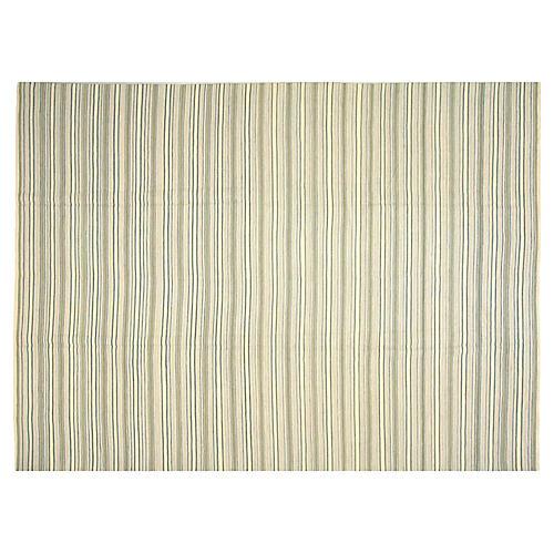 "Egyptian Kilim Carpet, 9'8"" x 12'11"""