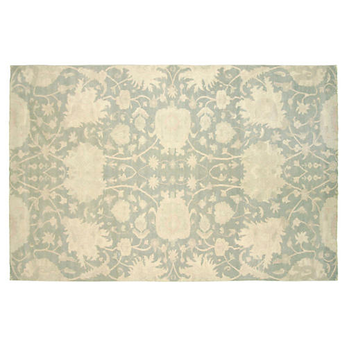 """Sultanabad-Style Rug, 6'11"""" x 10'8"""""""