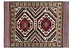 Afghan Balouch Rug, 4'3