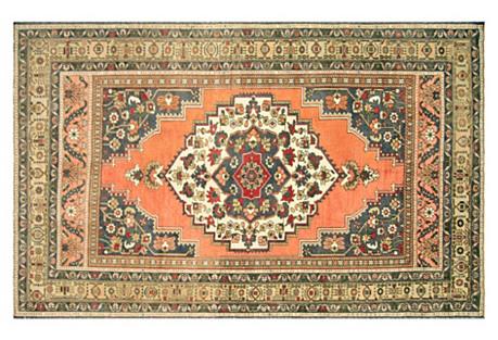 Anatolian Oushak Rug, 5'9