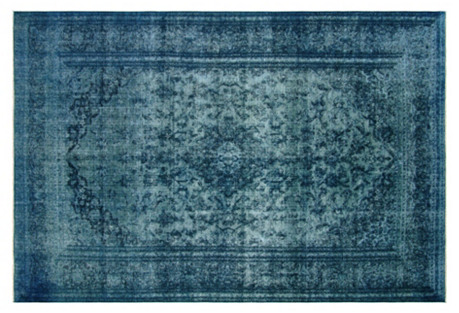 Persian Overdyed Rug, 7'9