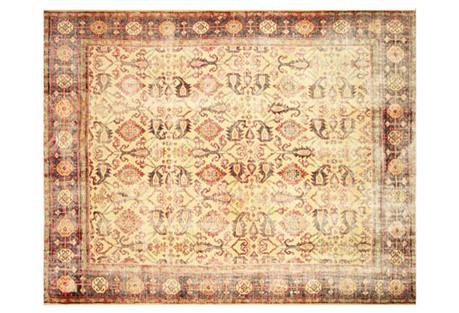 Persian Mahal Carpet, 9'6