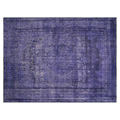 Persian Overdyed Rug, 8' x 10'9""