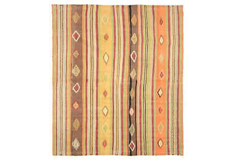 Anatolian Kilim, 5'4