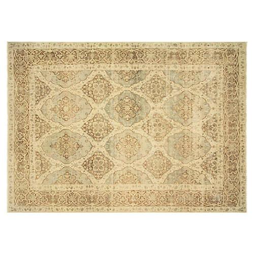 "Haji Jalili Persian Carpet, 9'7"" x 13'1"""