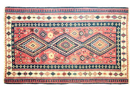 Antique Caucasian Karabagh, 6'2