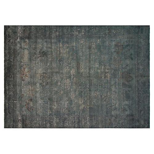 "Egyptian Overdye Carpet, 11'11"" x 17'5"""