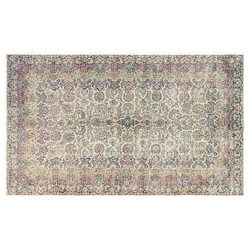 "Persian Mahal Carpet, 10'7"" x 18'3"""
