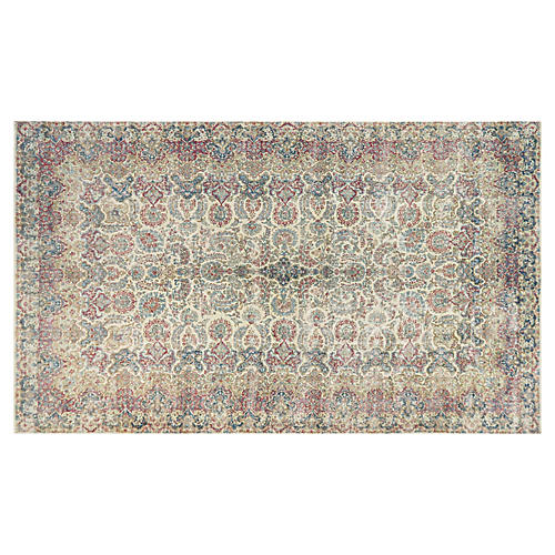 "1940s Persian Mahal Carpet, 10'7"" x18'3"""
