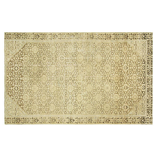 "1920s Persian Malayer Rug, 3'9"" x 6'2"""