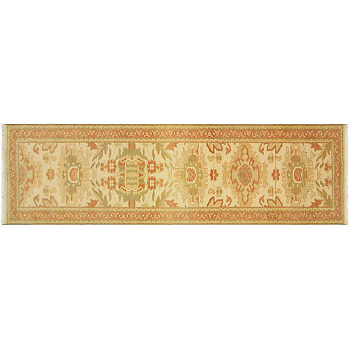 Egyptian Sultanabad Carpet - 2'8'' x 9'9