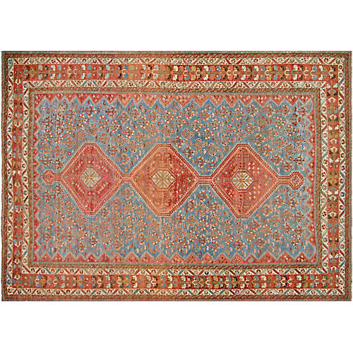"Persian Shiraz, 7'3"" x 10'4"""
