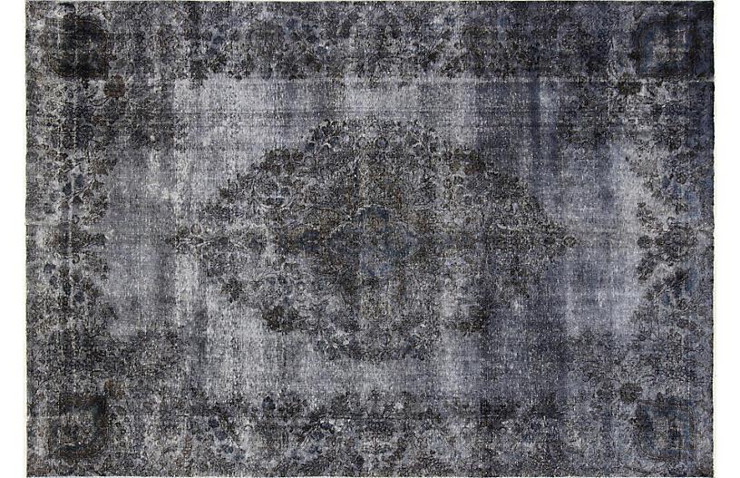 1940s Persian Tabriz Rug, 7'5
