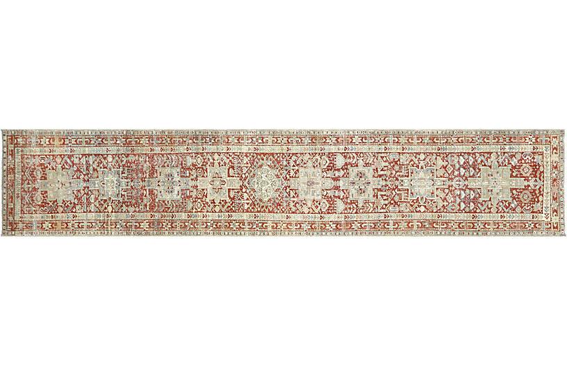 1920s Persian Malayer Rug, 2'7