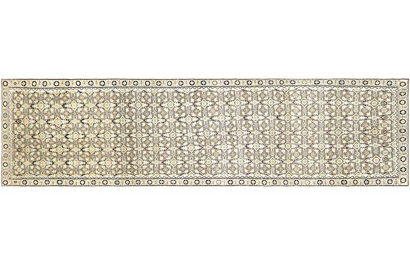 1920s Persian Malayer Rug, 3'3