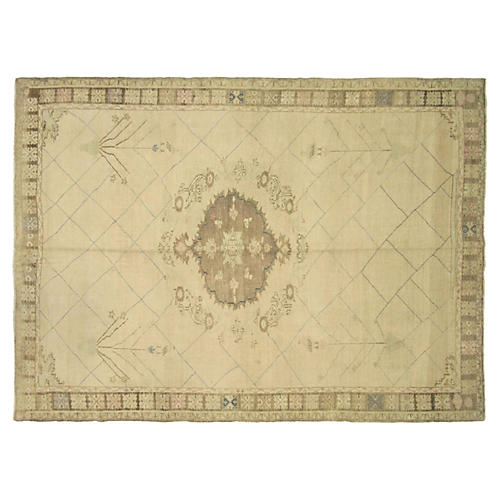 Turkish Kars Rug, 8' x 11'