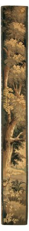 Antique French Tapestry Panel