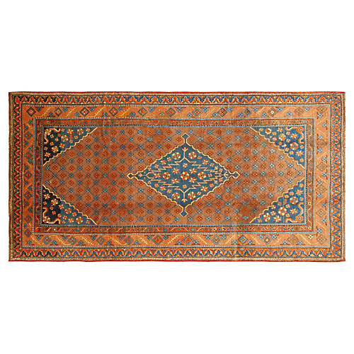 "Antique Khotan Rug, 5'6"" x 11'3"""