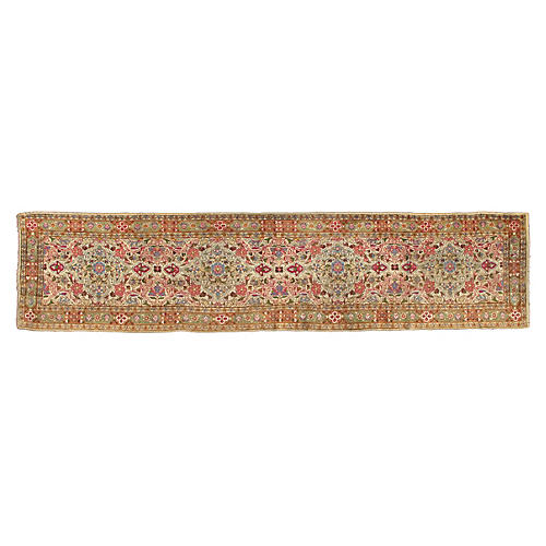"Indian Arga Runner, 2'3"" x 10'2"""