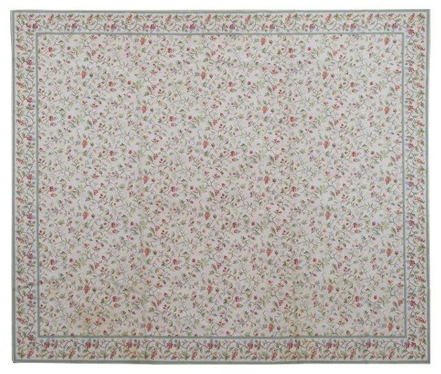 """Large Stark Carpet, 13'4"""" x 15'2"""""""