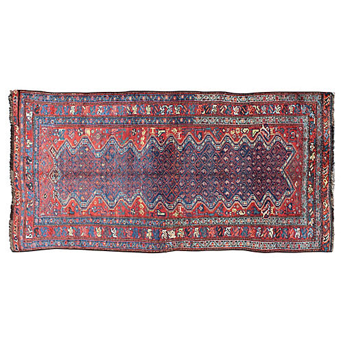 Antique N.W. Persian Rug, 3'8 x 7'10