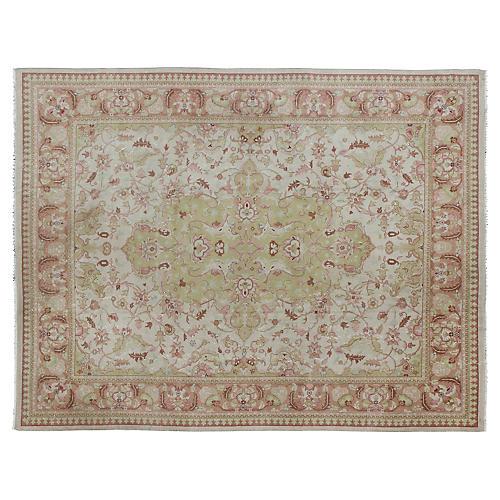 Large Vintage Amritsar Rug, 11'9 x 14'5