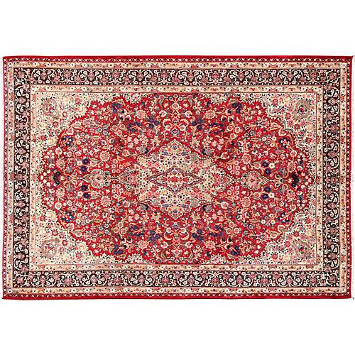 Persian Rug, 7'4 x 10'7