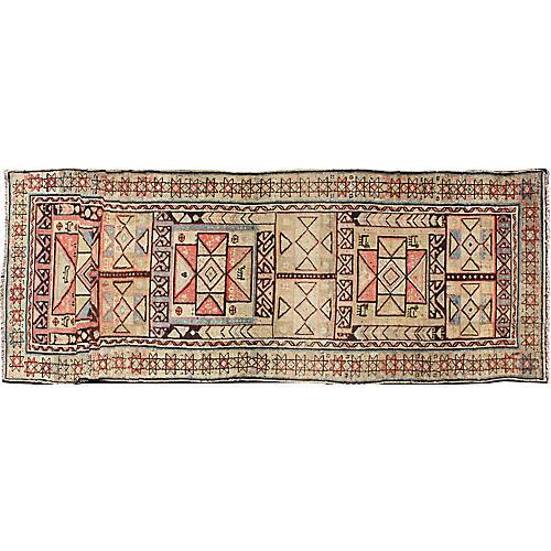 Antique Persian Serab Runner, 2'11 x 8'3