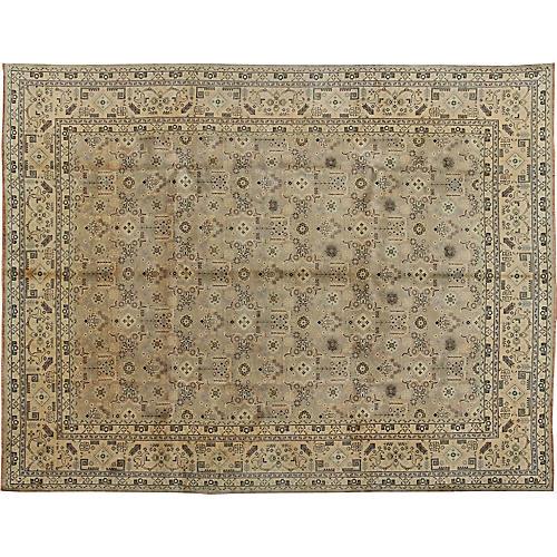 """Tabriz Carpet, 10' x 12'9"""""""