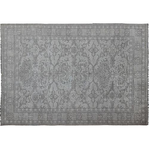 Oushak Carpet, 10' x 14'