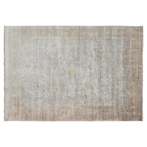 Tabriz Carpet, 10' x 14'