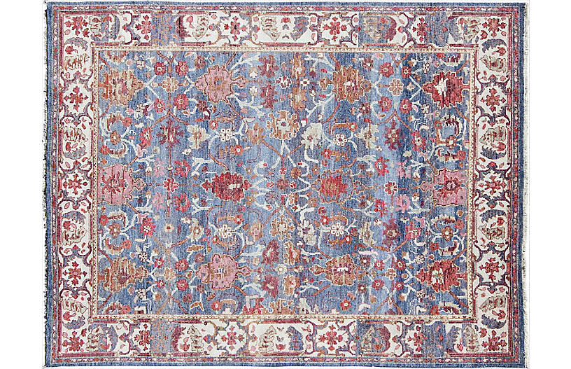 Sultanabad Rug, 8' x 10'
