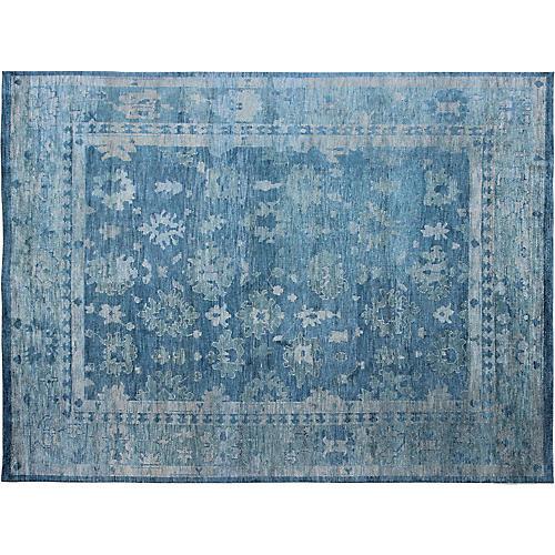 Oushak Carpet, 12' x 15'