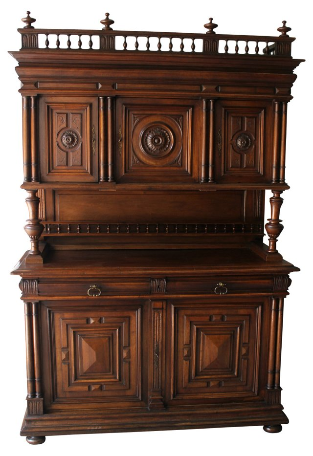 19th-C.    French Sideboard