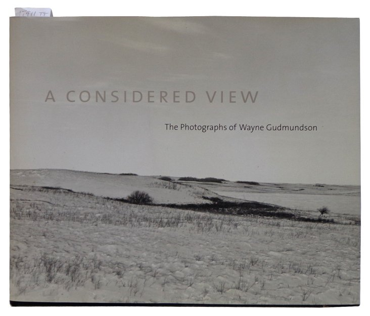 A Considered View, Signed