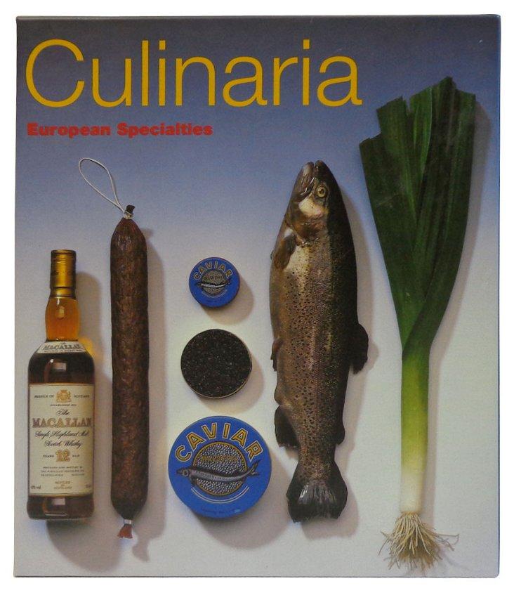 Culinaria European Specialties