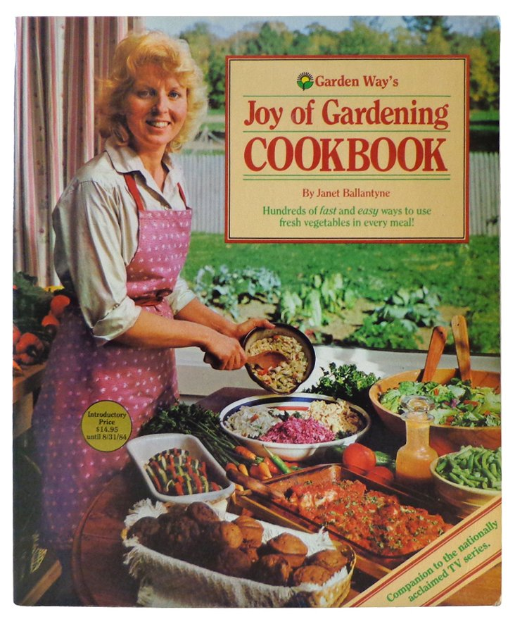 Joy of Gardening Cookbook