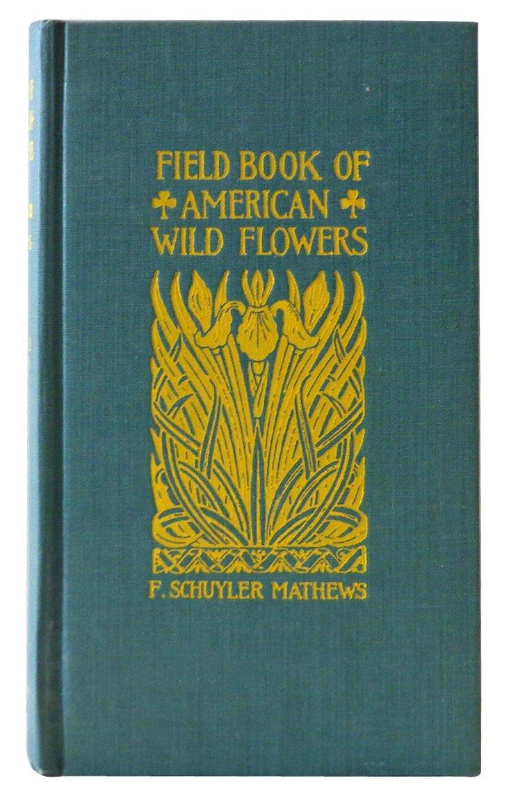 Field Book of American Wild Flowers
