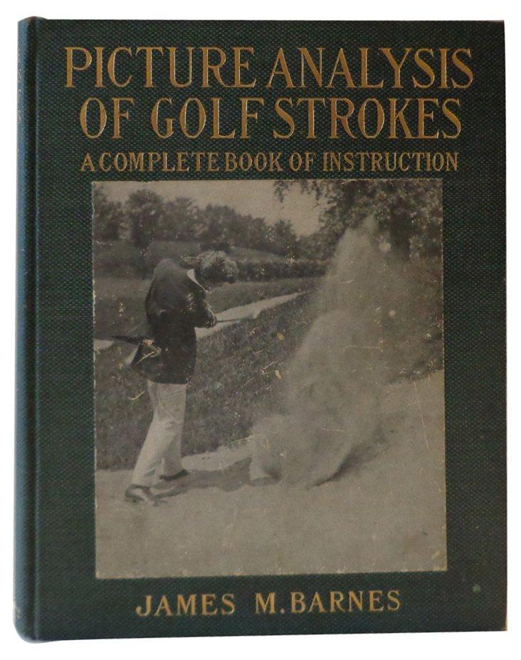 Analysis of Golf Strokes