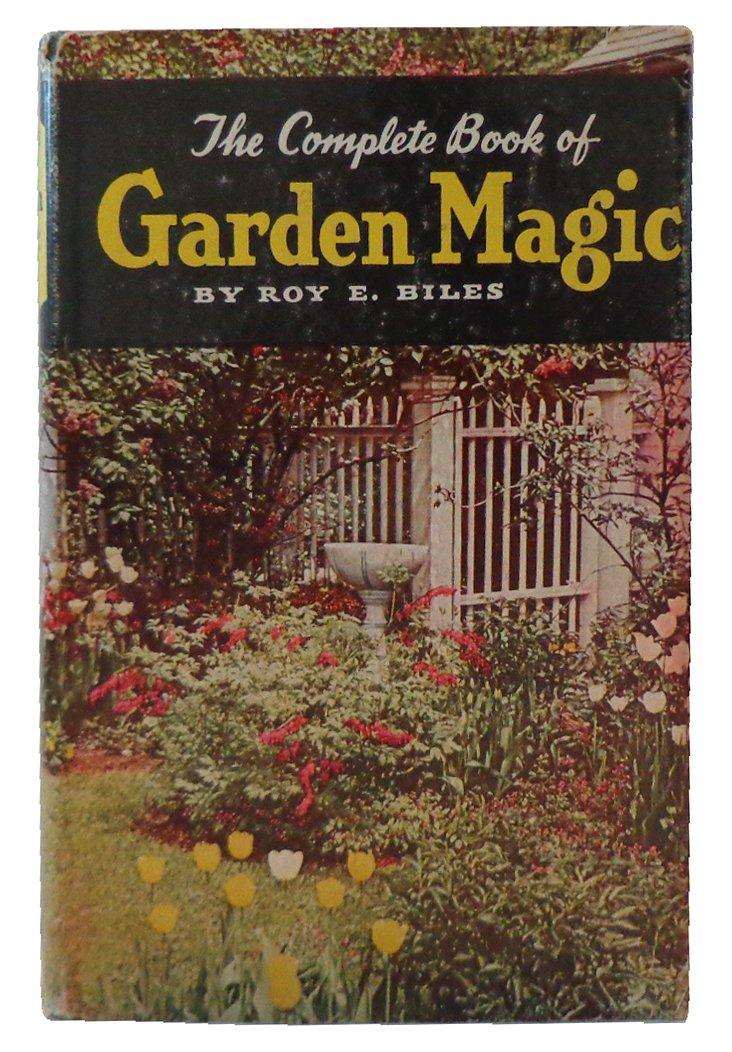 Book of Garden Magic