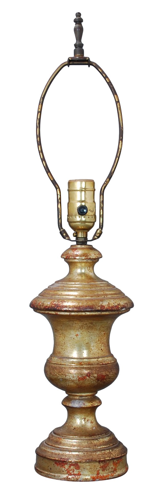 Gold Borghese Lamp