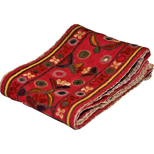 Antique Shisha Carrying Strap