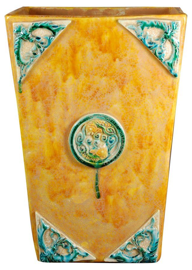 Hand-Painted Tang Vase