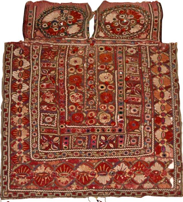 Antique Pakistani Dress Panel