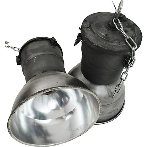 Industrial Lights, Pair