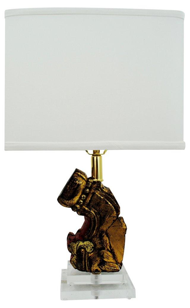 Architectural Element Lamp