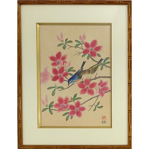 Birds by Uchida Atelier