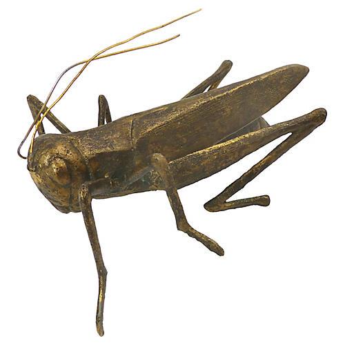 Midcentury Grasshopper