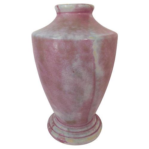 Burley-Winter Footed Vase