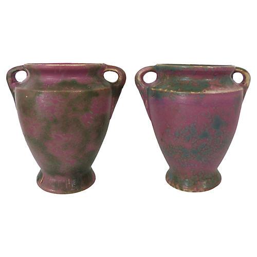 Burley-Winter Urns, S/2